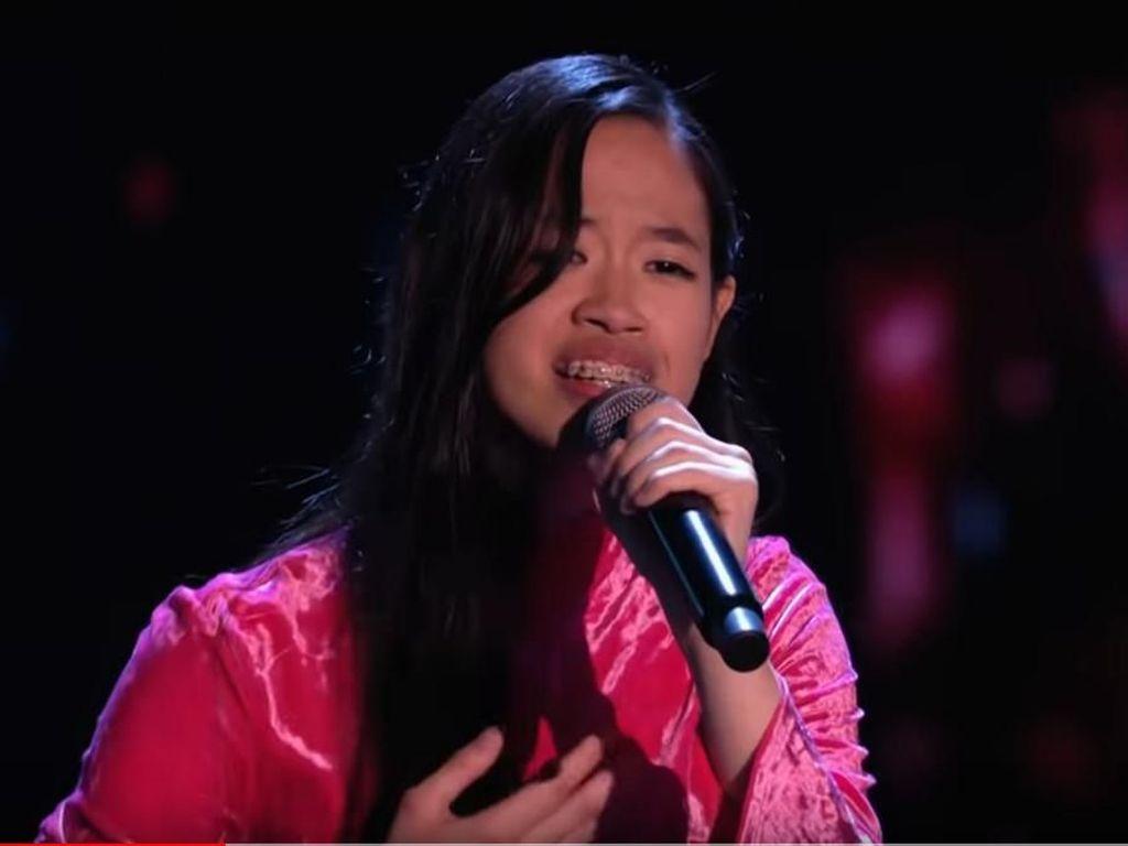 Perjalanan Claudia, Gadis Cirebon yang Menang The Voice Jerman