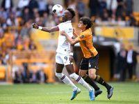 Hat-trick Tammy Abraham Menangkan Chelsea 5-2 atas Wolverhampton