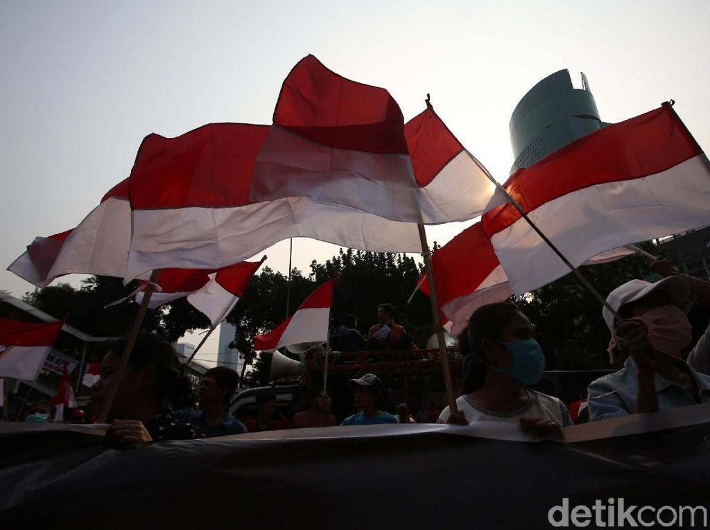 Akhir Pekan, KPK Jadi Sasaran Demonstran