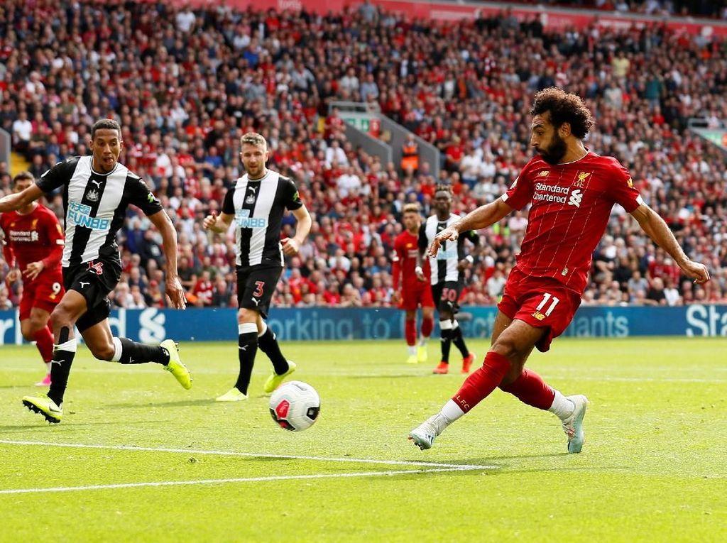 Gol Newcastle Membangunkan Liverpool