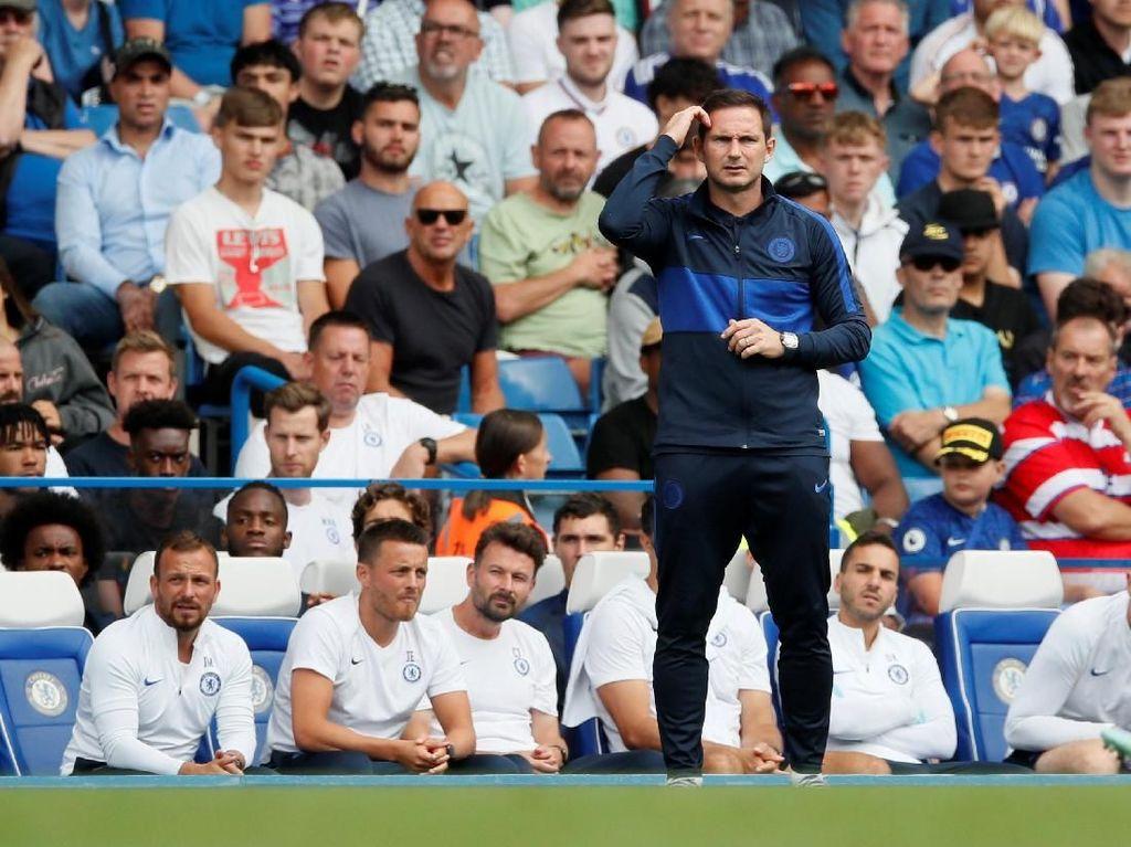 Mourinho: Lampard Punya Segalanya untuk Sukses di Chelsea
