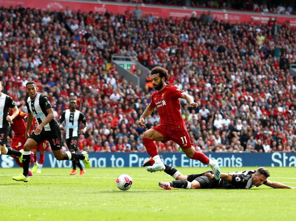 Liverpool Memang Menang, tapi Juergen Klopp Tak Sepenuhnya Senang