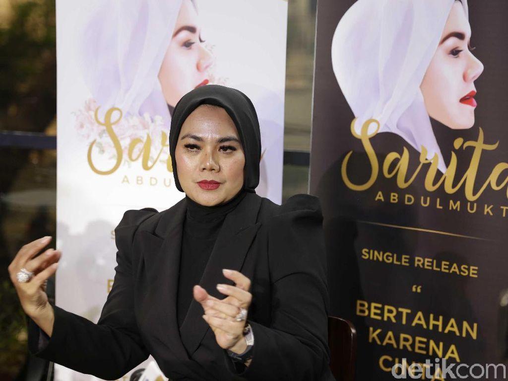 Sosok Sarita Abdul Mukti yang Disebut Dekat dengan Vicky Prasetyo