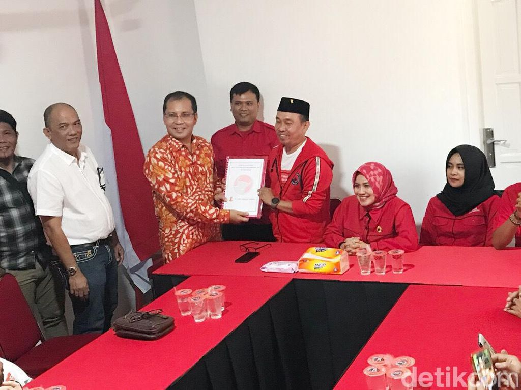 PDIP Mulai Jaring Bakal Calon Wali Kota Makassar