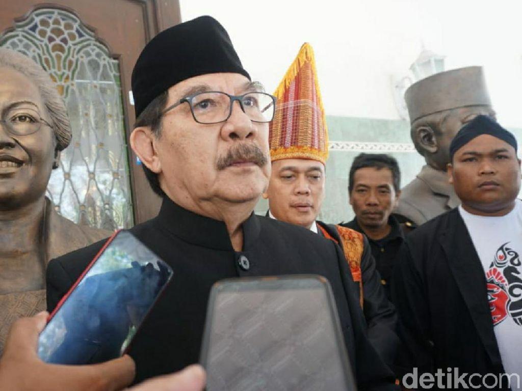 Pimpinan KPK Serahkan Mandat ke Jokowi, Antasari: Tidak Dewasa