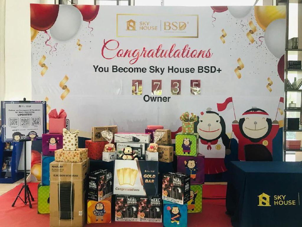 Sky House BSD+ Mau Topping Off, Ini yang Membuat Pembeli Terpikat