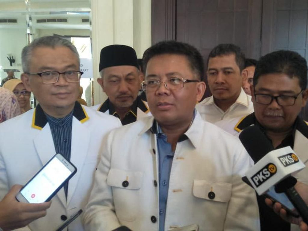 Garbi Transformasi Jadi Partai Gelora, Sohibul: Kader PKS Makin Militan