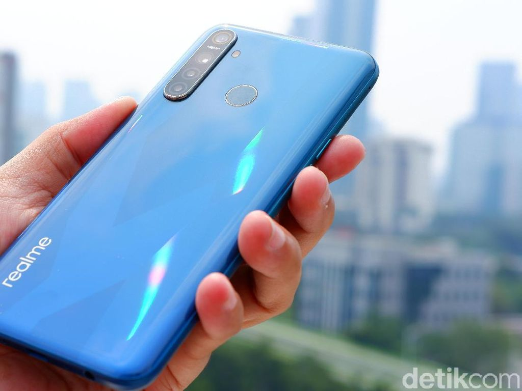 Daftar Perangkat Realme yang Cicipi Android 10