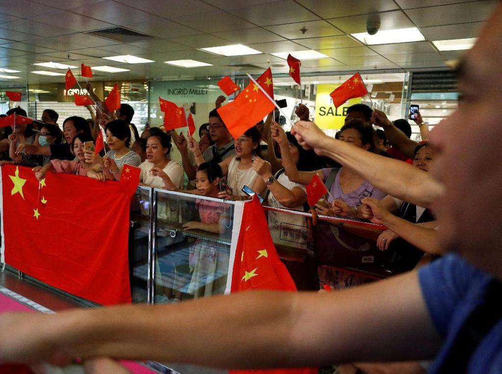 Pesimistis Kala Pandemi, China Tak Pasang Target Pertumbuhan Ekonomi
