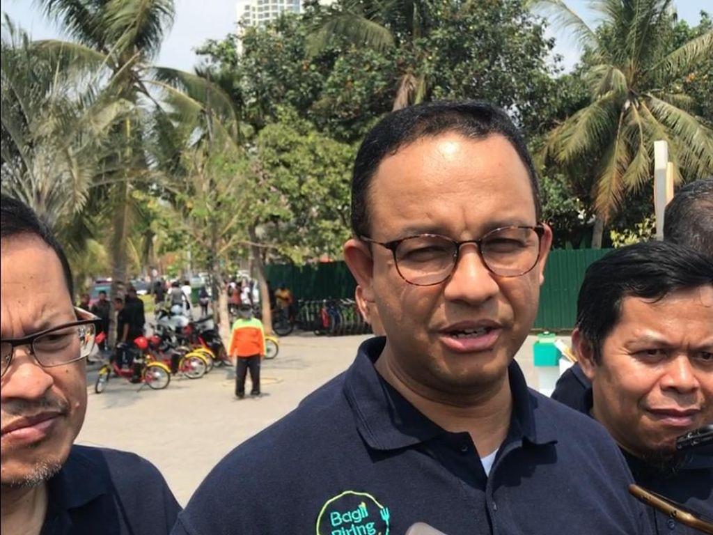 Anies Apresiasi Petugas Ambulans DKI: Mereka Berada di Tempat Menegangkan