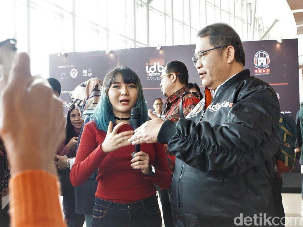 Sarah Viloid Ngobrol Apa Sih sama Chief RA, Kok Seru Banget?