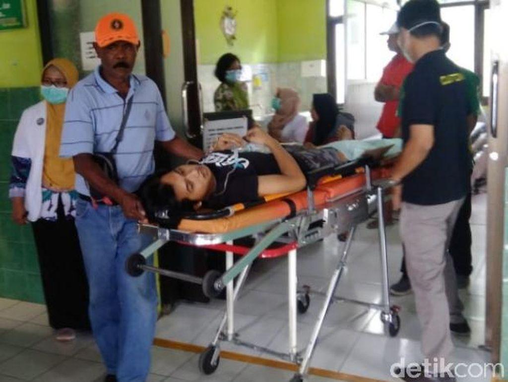Dirawat di RSUD Bangil, Pemkab Tanggung Biaya Warga yang Kakinya Membusuk