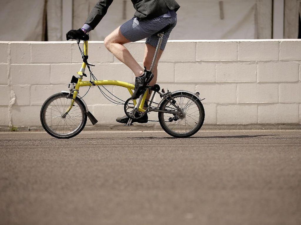 Ramai Disebut dalam Kasus Garuda, Ini yang Bikin Sepeda Brompton Populer