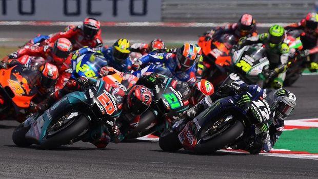 Klasemen Pebalap MotoGP Usai Marquez Juara MotoGP San Marino