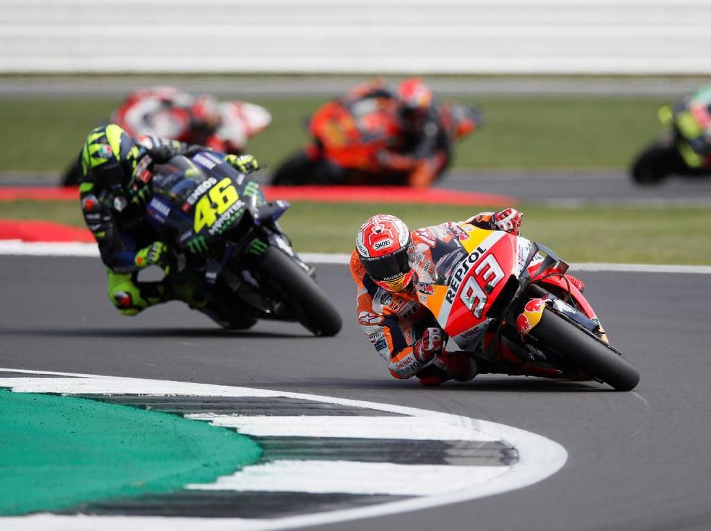 Saksikan Live Streaming MotoGP Aragon di detikSport