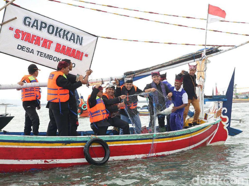 Fish Market Festival di Tempat Pelelangan Ikan Muncar Berlangsung Meriah