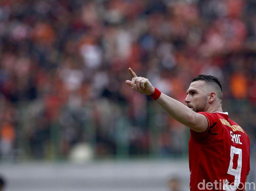 Persija Taklukan PSIS Semarang 2-1
