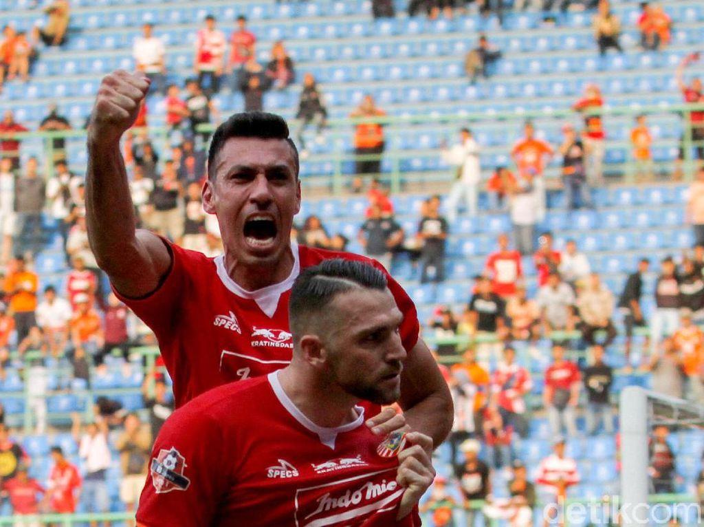 Jadwal Liga 1 Hari Ini: Persija Vs Semen Padang, PSM Vs Arema