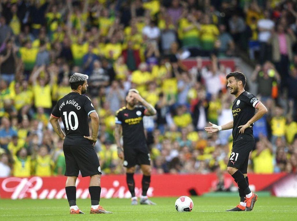 Pep: Kekalahan City Lapangkan Jalan Liverpool Juara? Ini Masih September!