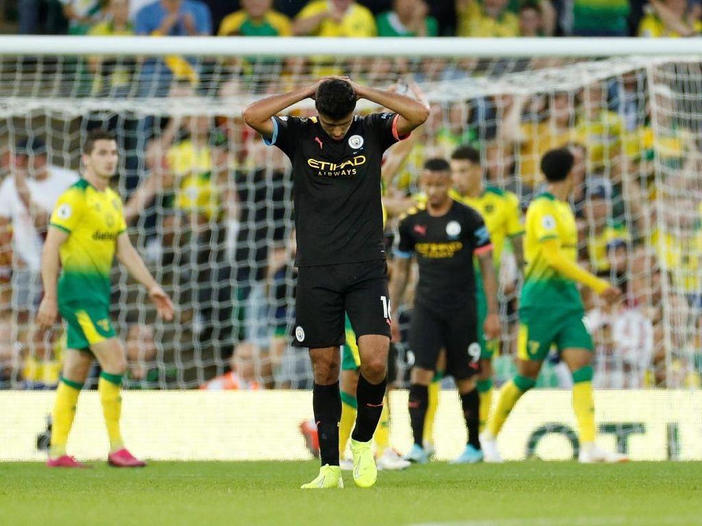 Kekalahan Langka Manchester City
