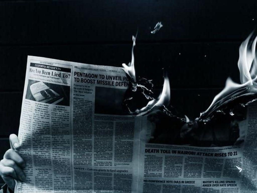Sederet Media Cetak yang Kandas