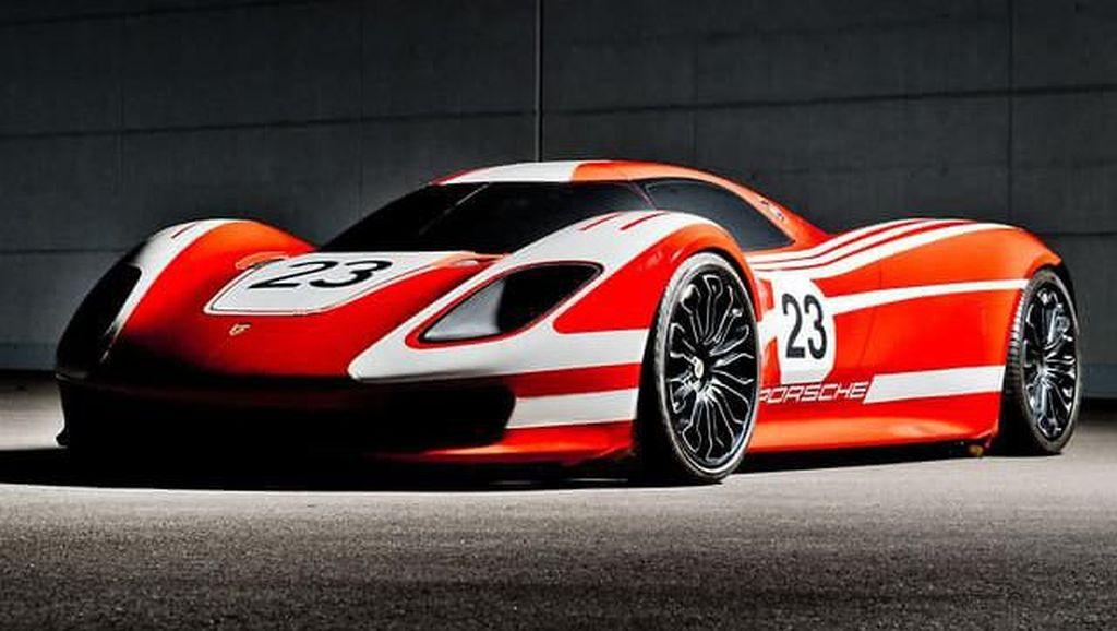 Mobil Super Terbaru Porsche