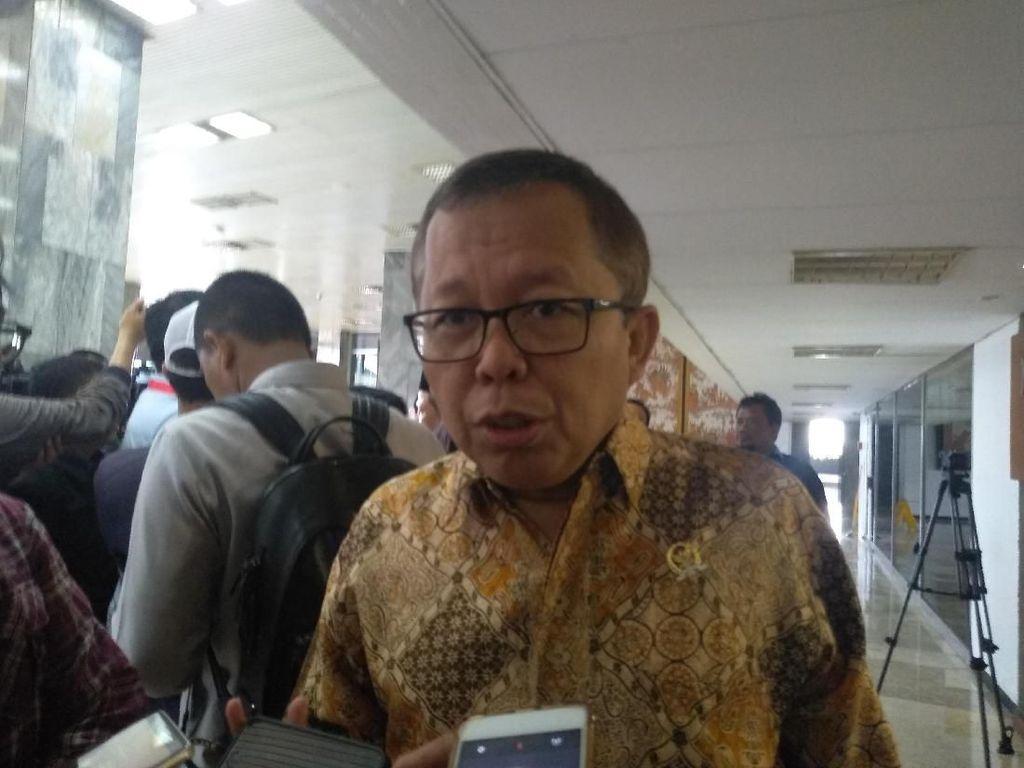 Jokowi Pertimbangkan Perppu UU KPK, PPP: Tak Harus Batalkan Hasil Revisi