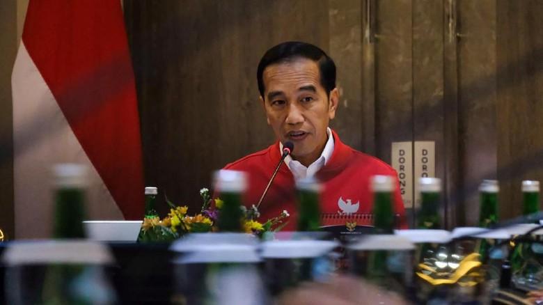 Menpora Tersangka KPK, Istana: Bukti Presiden Tak Intervensi KPK