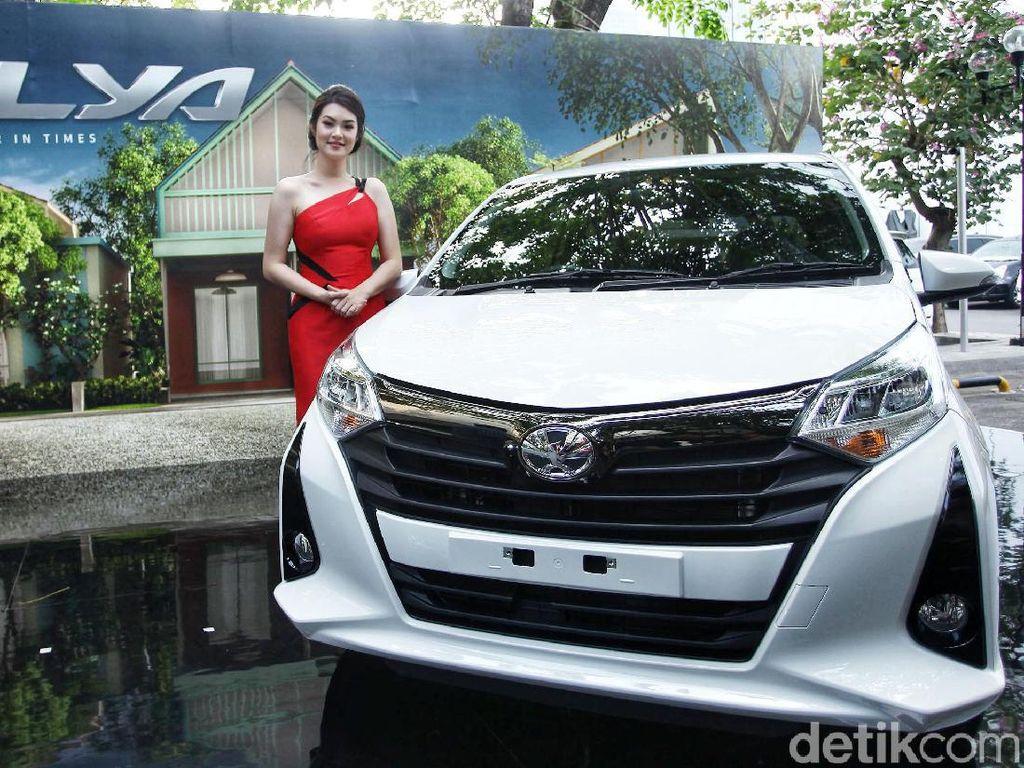 Toyota Atasi Suspensi Ambles Calya Sebelum Punya Tampang Baru