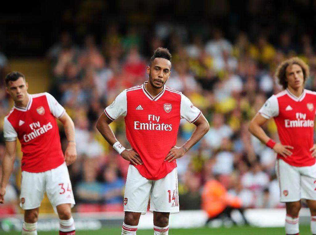 Aubameyang: Arsenal Kasih Gol ke Lawan