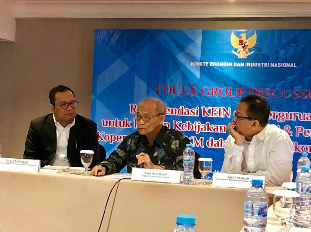 Arif Budimanta: Surplus Dagang Agustus Bukan karena Ekspor Membaik
