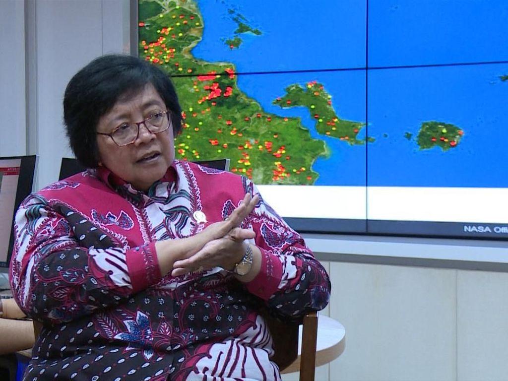Soal Omnibus Law, Menteri LHK: Izin Lingkungan Tidak Dihapus