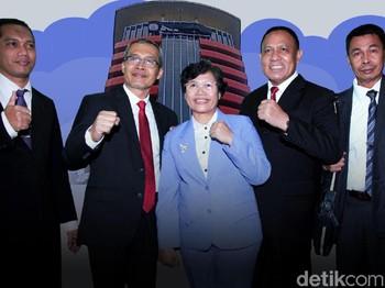 Kontroversi Pimpinan Baru Komisi Antikorupsi