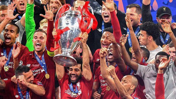 Liga Champions 2019 2020 Dimulai Semua Memburu Liverpool