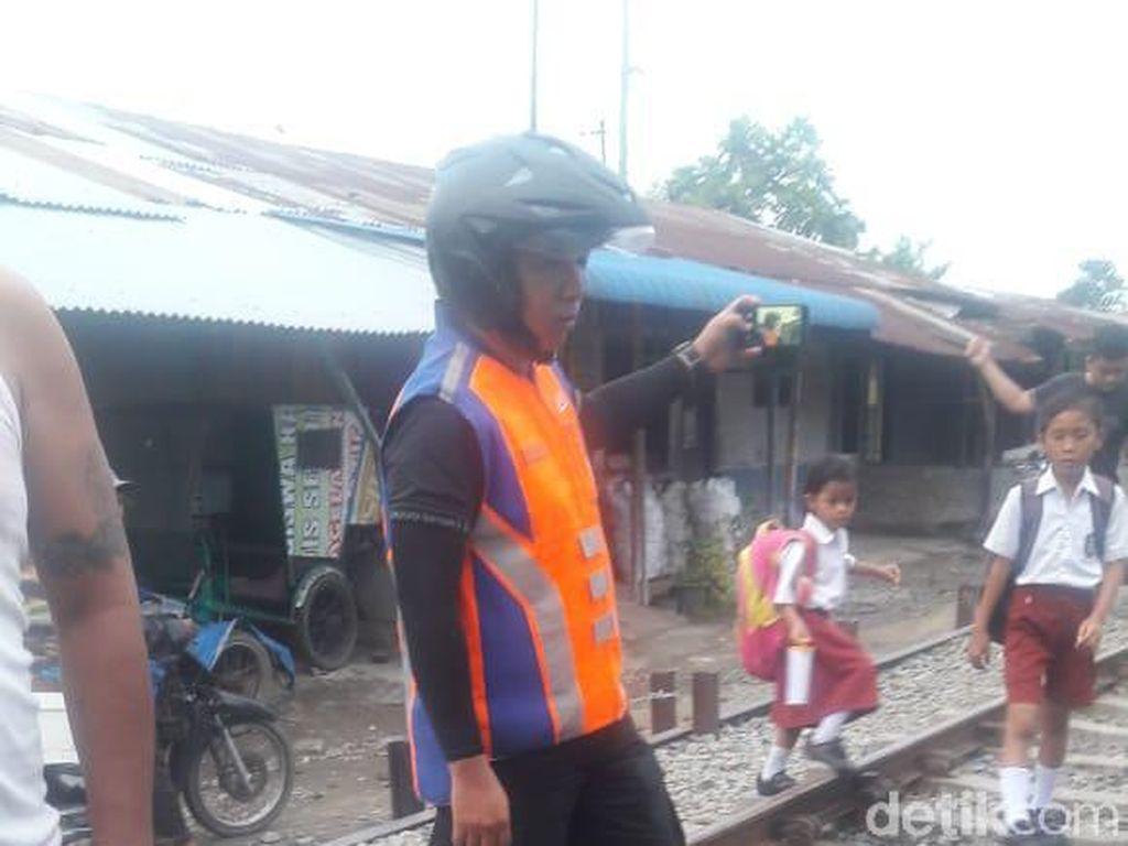 Diduga Tertidur di Rel, Pria di Medan Tewas Dilindas Kereta