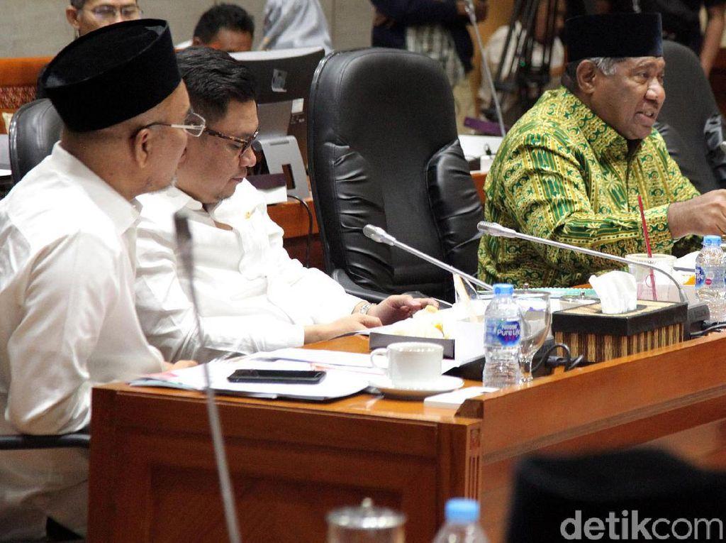 Sempat Alot, DPR-Pemerintah Akhirnya Sepakat RUU Pesantren Disahkan