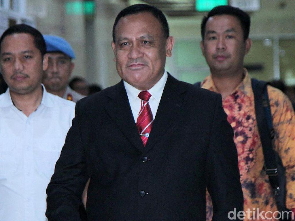 Jelang Dilantik Jadi Ketua KPK, Jabatan Komjen Firli Ganti Lagi