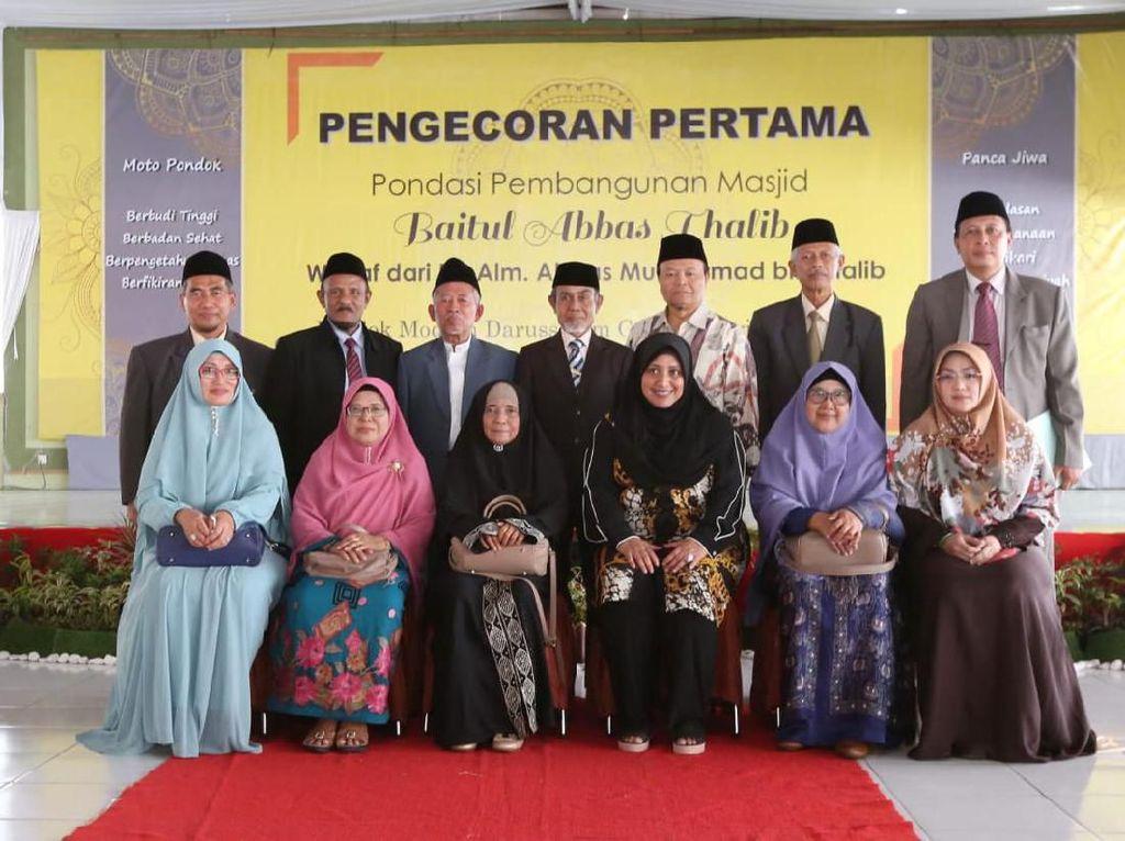 Hidayat Nur Wahid: Keberadaan Masjid Tingkatkan Kualitas Pesantren