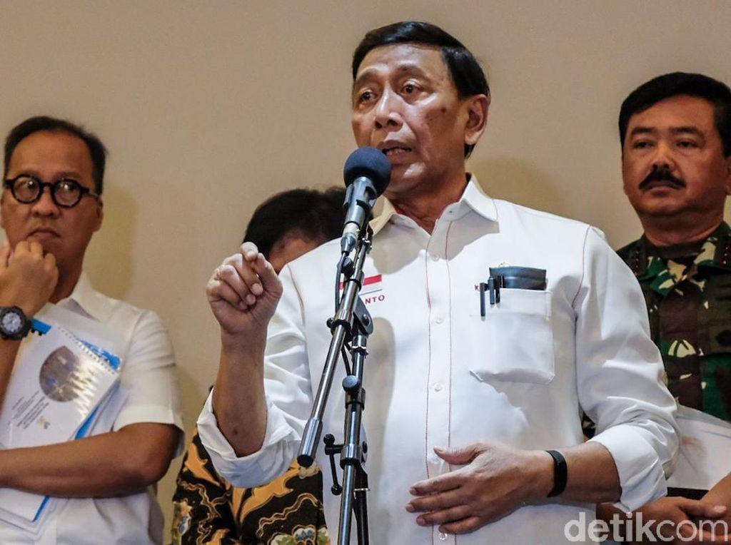 2 Mahasiswa Tewas, Pimpinan Komisi III DPR Minta Jokowi Copot Wiranto