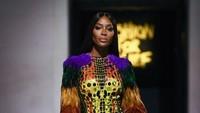 Surprise! Naomi Campbell Umumkan Kelahiran Anak di Usia 50