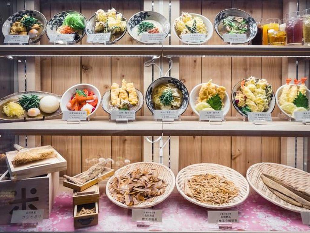 5 Fakta Bisnis Replika Makanan yang Bernilai 1,2 T di Jepang