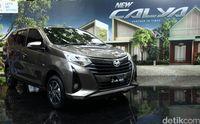 Toyota Calya dibanderol mulai Rp 144,9 juta.