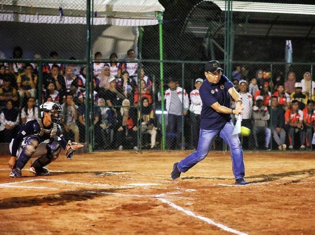 Kejuaraan Sofbol Internasional Makassar Open 2019 Resmi Digelar