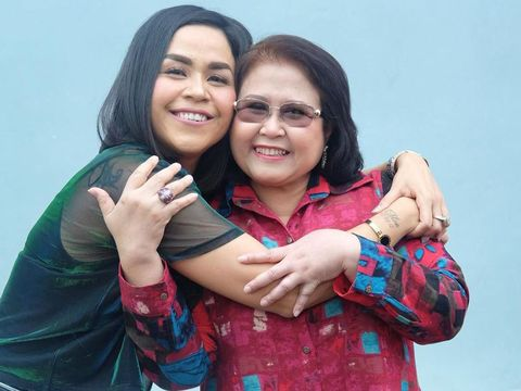 Melaney RIcardo dan Elza Syarief