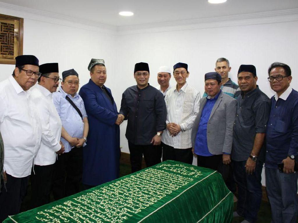 Kisah Bung Karno Ziarah ke Makam Imam Bukhari di Uzbekistan