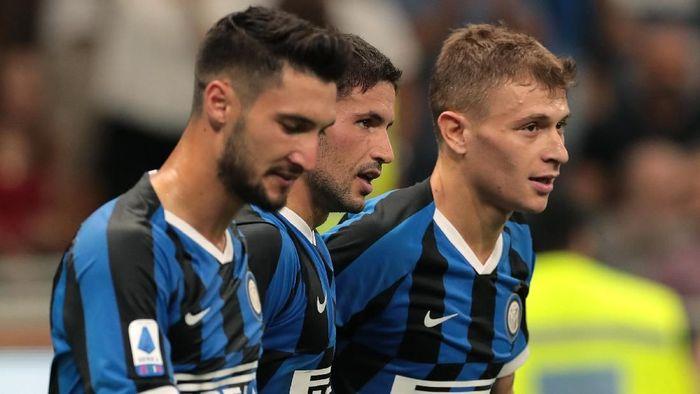 Inter Milan memimpin klasemen Liga Italia di pekan ketiga (Foto: Emilio Andreoli/Getty Images)