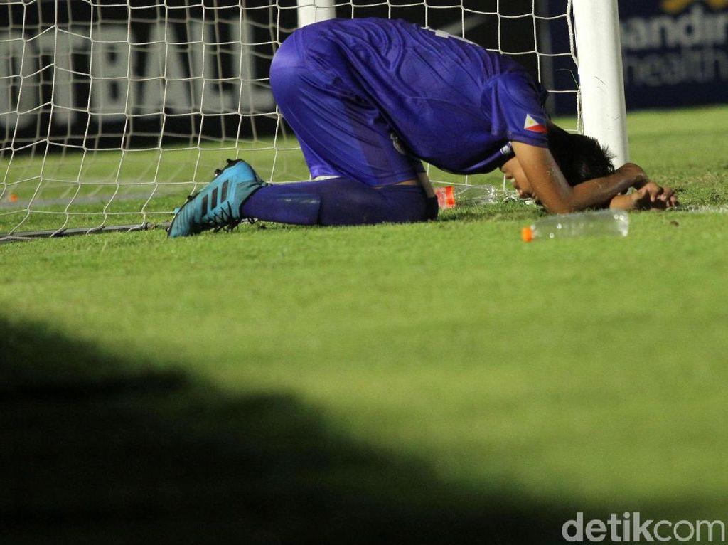 Kalah dari Indonesia, Mental Filipina U-16 Drop Gara-Gara Gol Dianulir