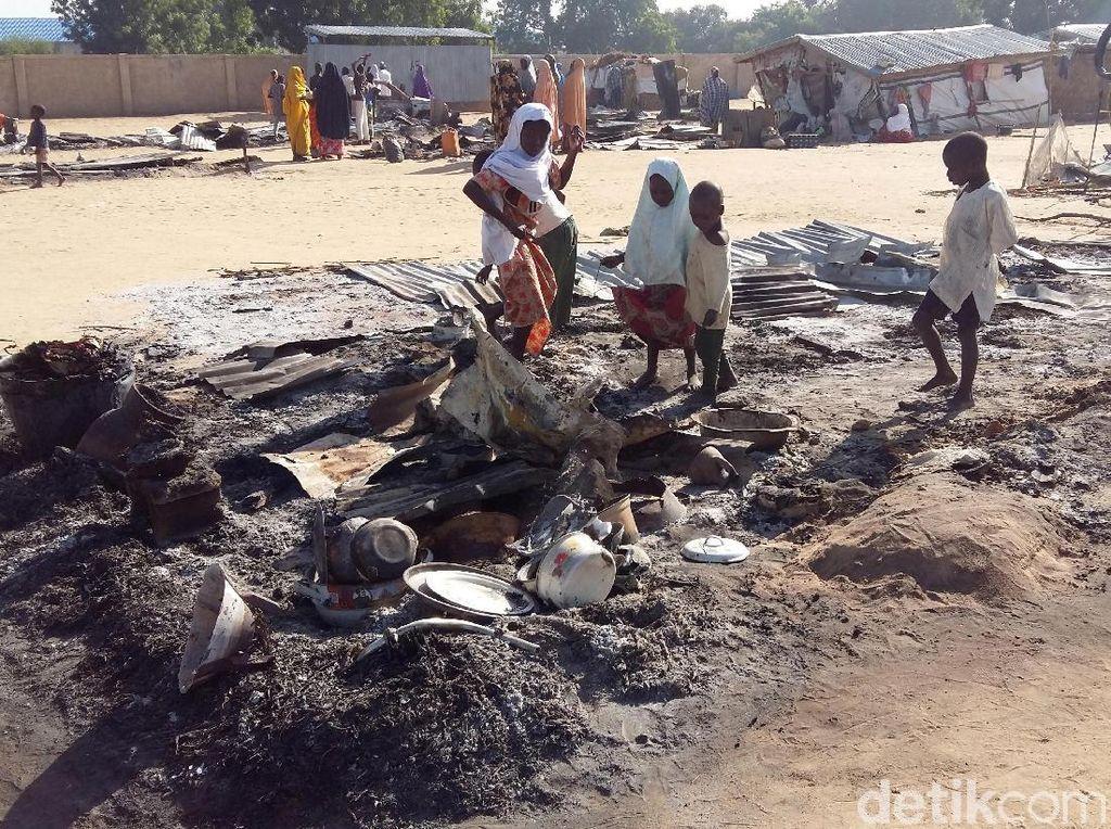 16 Orang Tewas Akibat Serangan Rival Boko Haram di Nigeria