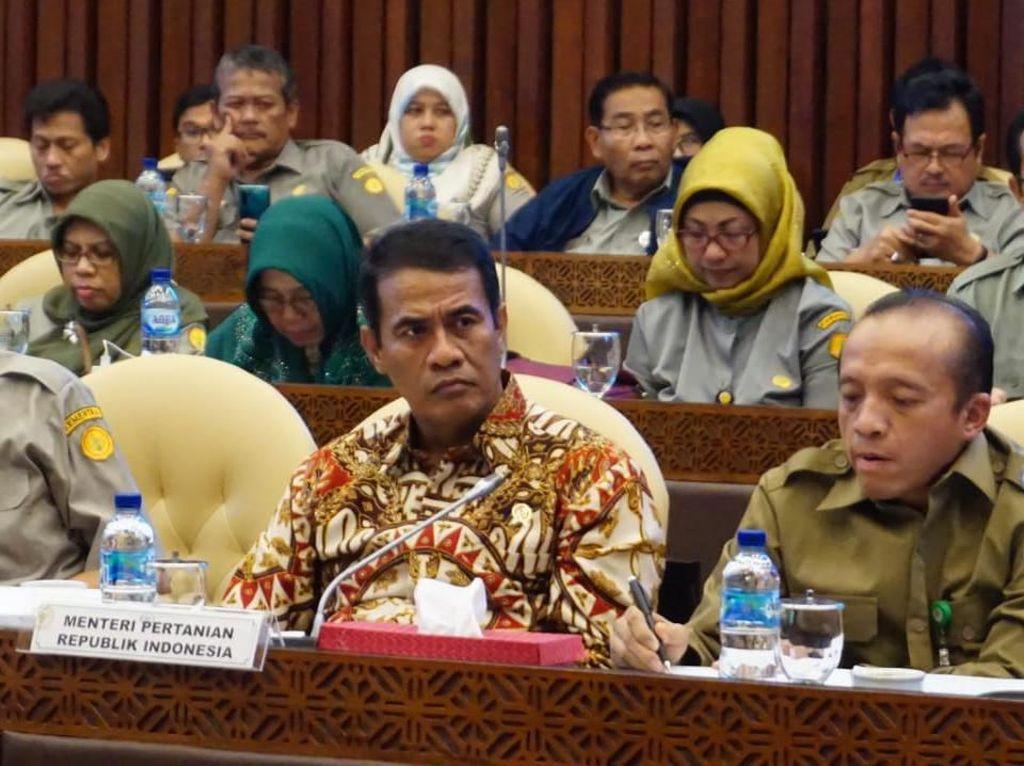 Komentari Kinerja Kementan, DPR: Harus Diapresiasi