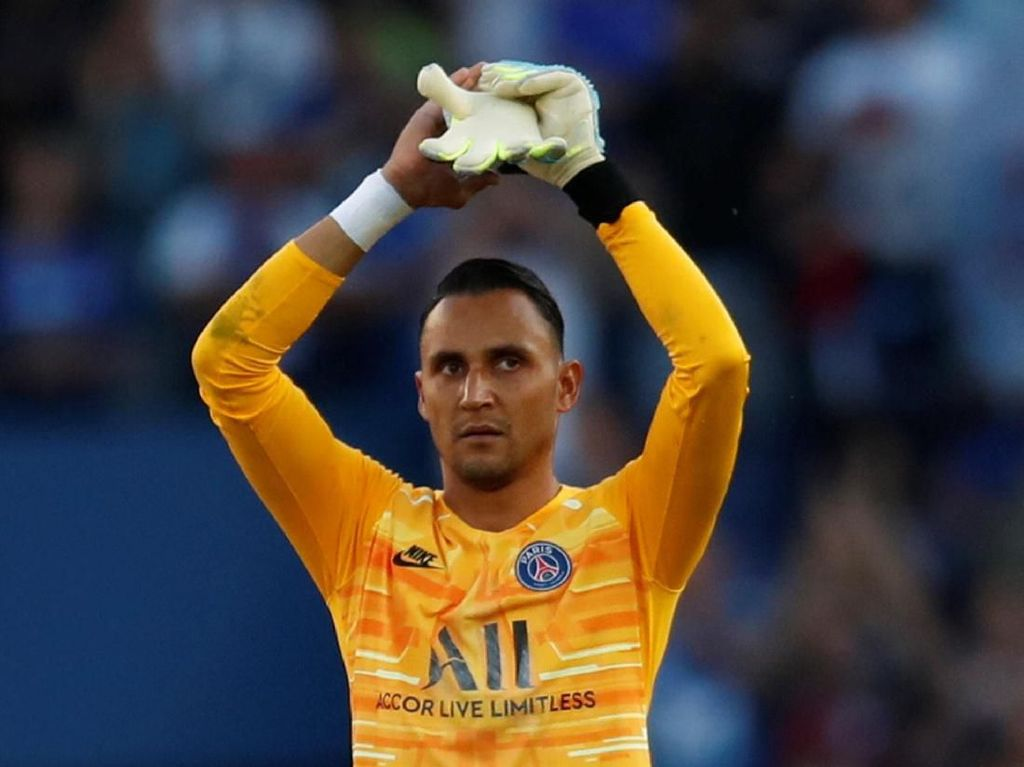 Navas: Madrid Menakjubkan, tapi PSG Kini Fokus Utamaku